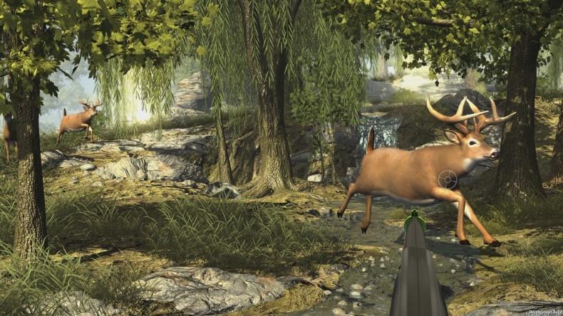 Big Buck Hunter Arcade Now On Consoles Big Buck Hunter Arcade Now On Consoles BBH Screen 01 790x444