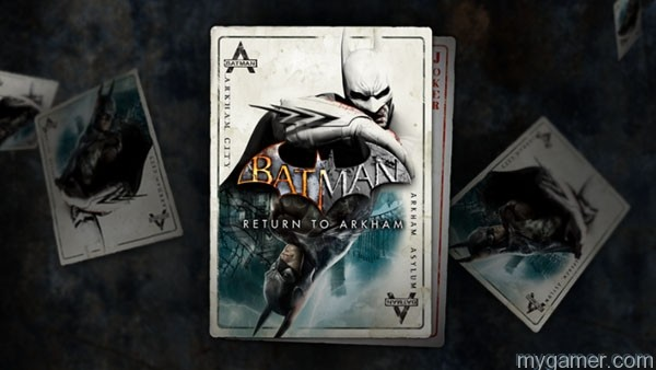 Batman: Return to Arkham Now Available Batman: Return to Arkham Now Available Batman Return Arkham Announce
