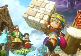 Mygamer Visual Cast - Dragon Quest Builders PS4 Mygamer Visual Cast – Dragon Quest Builders PS4 Dragon Quest Builders 263x180
