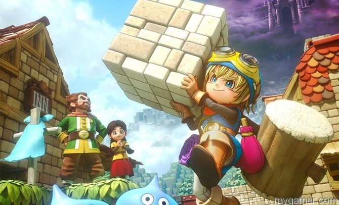 Mygamer Visual Cast - Dragon Quest Builders PS4 Mygamer Visual Cast – Dragon Quest Builders PS4 Dragon Quest Builders
