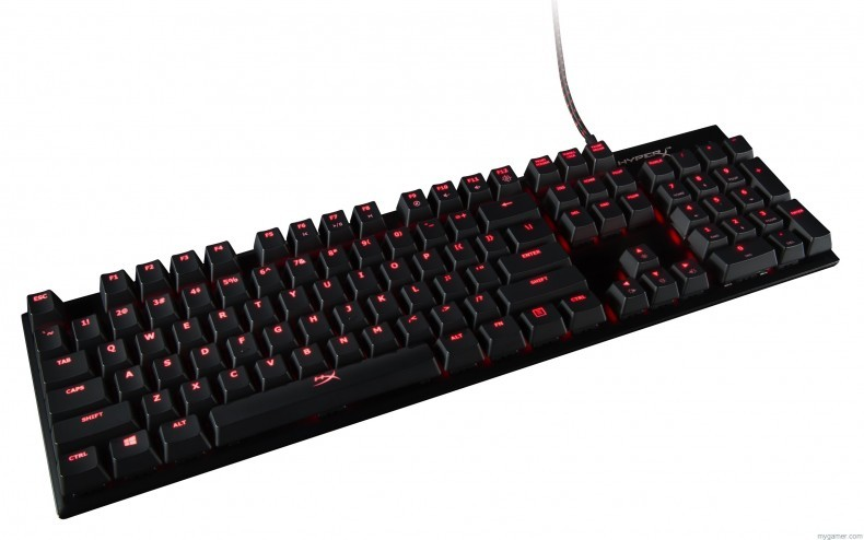 HyperX ALLOY FPS Mechanical Gaming Keyboard is Now Shipping HyperX ALLOY FPS Mechanical Gaming Keyboard is Now Shipping HyperX Alloy FPS 790x494