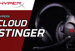 HyperX Cloud Stinger Headset Review HyperX Cloud Stinger Headset Review HyperX Cloud Stinger 263x180