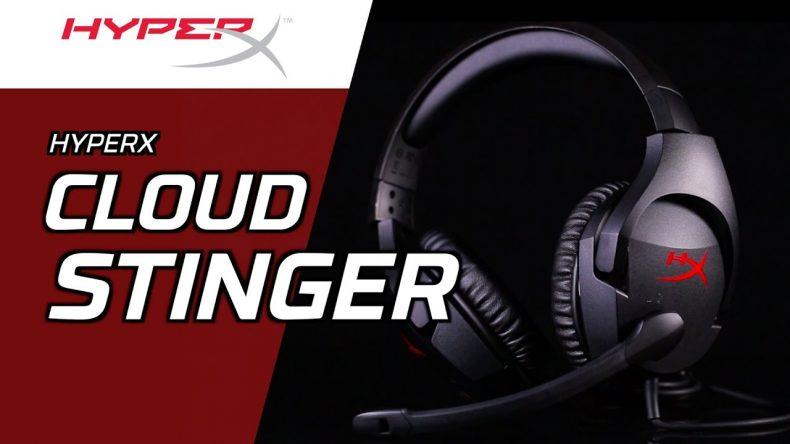 HyperX Cloud Stinger Headset Review HyperX Cloud Stinger Headset Review HyperX Cloud Stinger 790x444