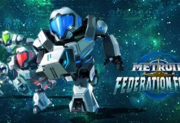 Metroid Prime Federation Force 3DS Review Metroid Prime Federation Force 3DS Review Metroid Prime Federation Force banner image 263x180