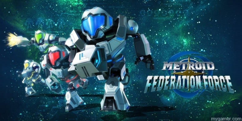 Metroid Prime Federation Force 3DS Review Metroid Prime Federation Force 3DS Review Metroid Prime Federation Force banner image 790x395