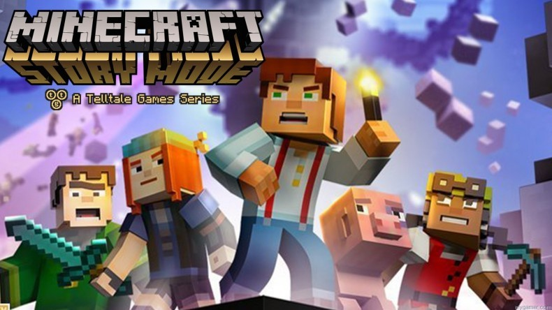 Minecraft Story Mode Episode 1 is Now Free Minecraft Story Mode Episode 1 is Now Free Minecraft Story Ep1 790x444