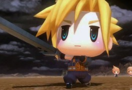 MyGamer Visual Cast - The World of Final Fantasy PS4 Demo MyGamer Visual Cast – The World of Final Fantasy PS4 Demo World of Final Fantasy 263x180