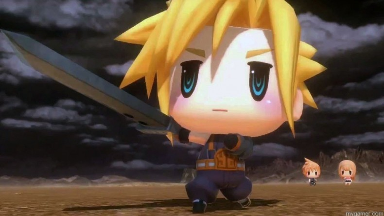 MyGamer Visual Cast - The World of Final Fantasy PS4 Demo MyGamer Visual Cast – The World of Final Fantasy PS4 Demo World of Final Fantasy 790x444