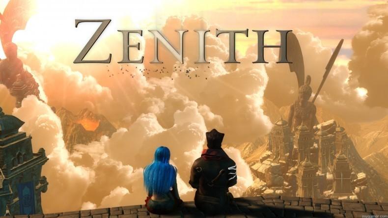 Zenith PC Review Zenith PS4 Review ZenithTitleScreen 790x444