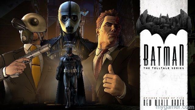 Batman - The Telltale Series Episode 3 New World Order Review Batman – The Telltale Series Episode 3 New World Order Review BATMANTELLTALE3