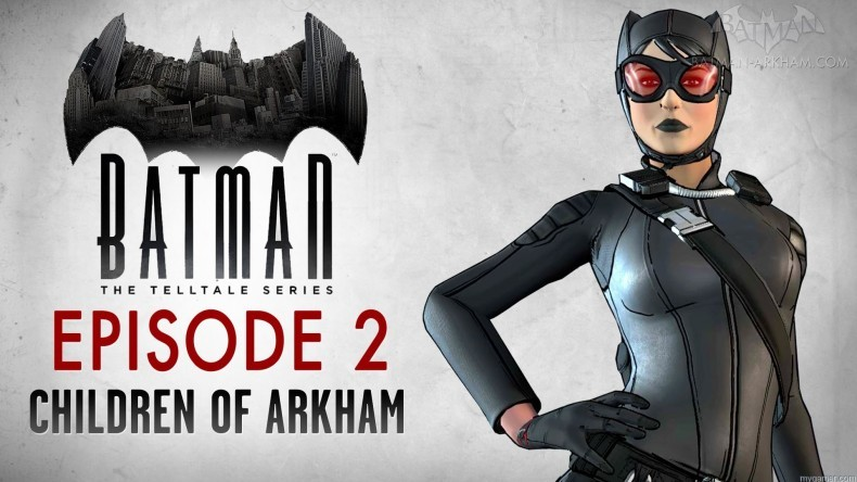 Batman: The Telltale Series Episode 2 Review Batman: The Telltale Series Episode 2 The Children of Arkham Review Batman Telltell Ep2 790x444