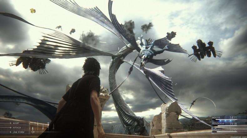 This Final Fantasy XV Trailer Explains Everything You Need To Know This Final Fantasy XV Trailer Explains Everything You Need To Know FF XV Summon 790x444