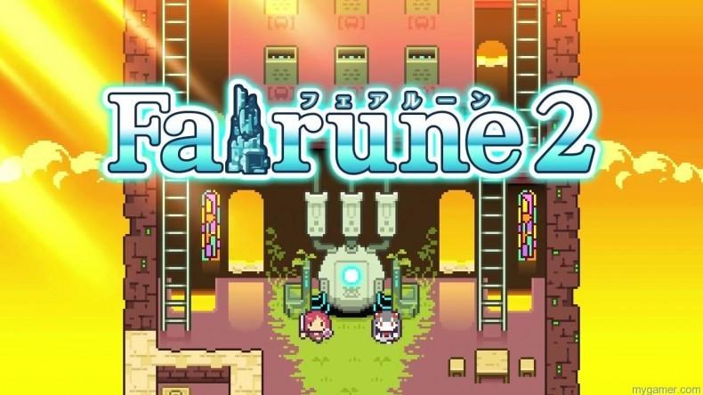 Fairune 2 3DS eShop Review Fairune 2 3DS eShop Review Fairune 2 banner 790x444