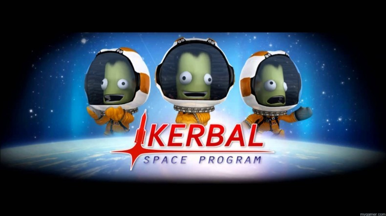 MyGamer Visual Cast - Kerbal Space Program MyGamer Visual Cast – Kerbal Space Program Kerbal Space Program banner 790x444