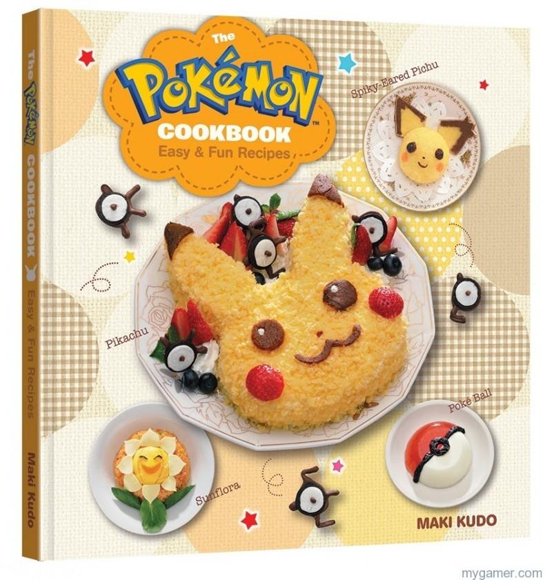 Make Meowth Mashed Potatoes or Pokeball Sushi With the Viz Media Pokemon Cookbook Make Meowth Mashed Potatoes or Pokeball Sushi With the Viz Media Pokemon Cookbook Pokemon Cookbook Viz Media 790x841