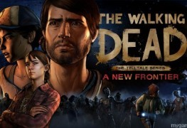 The Walking Dead: The Telltale Series - A New Frontier Arriving in Dec with PS4 Bonus The Walking Dead: The Telltale Series – A New Frontier Arriving in Dec with PS4 Bonus Walking Dead New Frontier banner 263x180