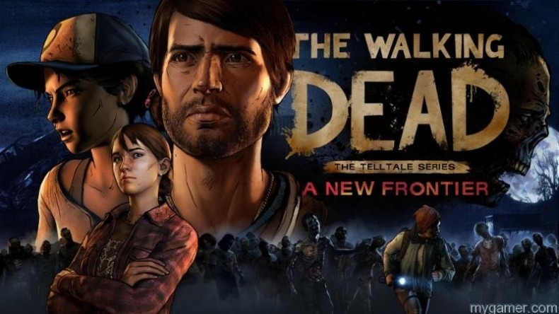 The Walking Dead: The Telltale Series - A New Frontier Arriving in Dec with PS4 Bonus The Walking Dead: The Telltale Series – A New Frontier Arriving in Dec with PS4 Bonus Walking Dead New Frontier banner 790x444