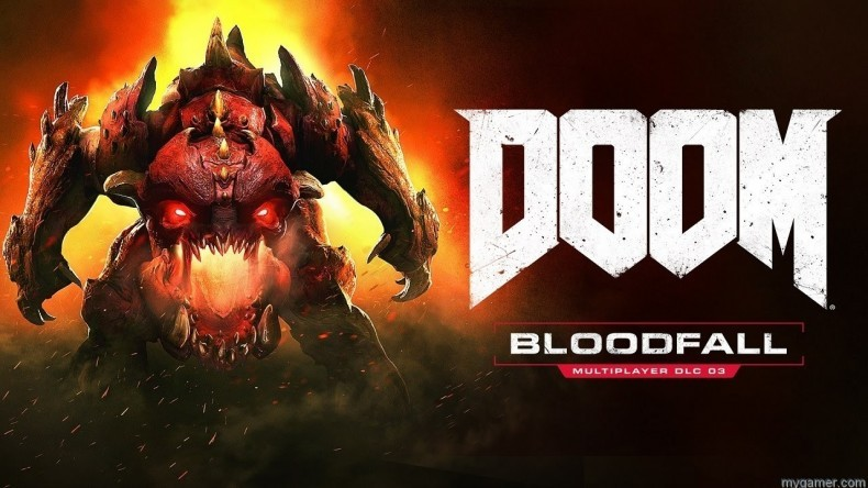 doom's bloodfall dlc is now available - trailer and details here Doom's Bloodfall DLC Is Now Available – Trailer and Details Here Doom Bloodfall 790x444