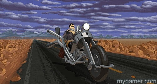 Here's the Trailer for Full Throttle Remastered Here's the Trailer for Full Throttle Remastered Full Throttle Remasterd bike