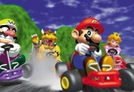 Mario Kart 64 and Castlevania Dracula X Hits Nintendo Virtual Console Mario Kart 64 and Castlevania Dracula X Hits Nintendo Virtual Console Mario Kart 64 263x180