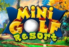 Touch Mini Golf 3DS eShop Review Touch Mini Golf 3DS eShop Review Mini Golf Resort 3DS banner 263x180