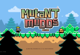Mutant Mudds Double Pack Now on PS4 and Vita Mutant Mudds Double Pack Now on PS4 and Vita Mutant Mudds Deluxe banner 263x180