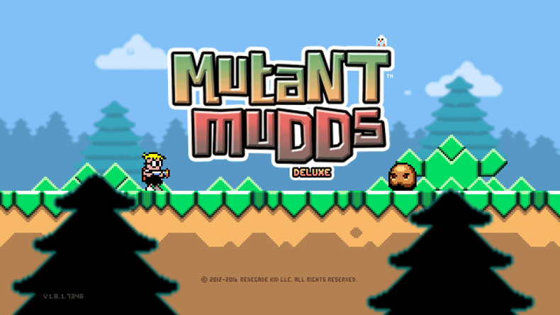 Mutant Mudds Double Pack Now on PS4 and Vita Mutant Mudds Double Pack Now on PS4 and Vita Mutant Mudds Deluxe banner 790x444