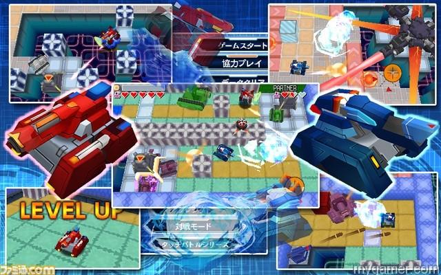 Touch Battle Tank Tag Combat 3DS eShop Review Touch Battle Tank Tag Combat 3DS eShop Review Touch Battle Tank Tag Combat pic