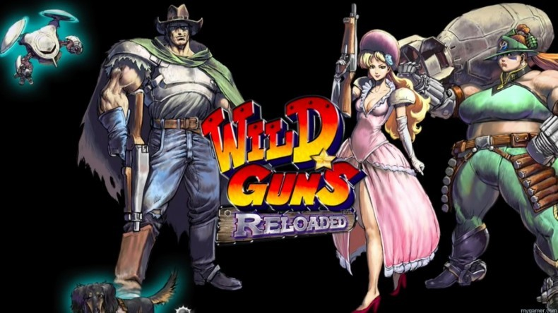 natsume just launched wild guns reloaded for the playstation 4 Natsume just launched Wild Guns Reloaded for the PlayStation 4 Wild Guns Reloaded ps4 790x444