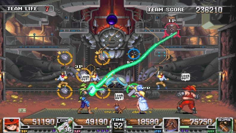 Wild Guns Reloaded Shooting Up PS4 Dec 20, 2016 Wild Guns Reloaded Shooting Up PS4 Dec 20, 2016 WildGunsReloaded SS1 790x444