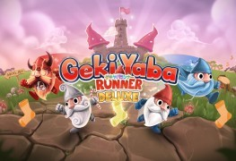 geki yaba runner deluxe 3ds eshop review Geki Yaba Runner Deluxe 3DS eShop Review geki deluxe 263x180