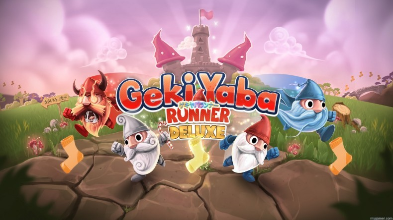 geki yaba runner deluxe 3ds eshop review Geki Yaba Runner Deluxe 3DS eShop Review geki deluxe 790x444