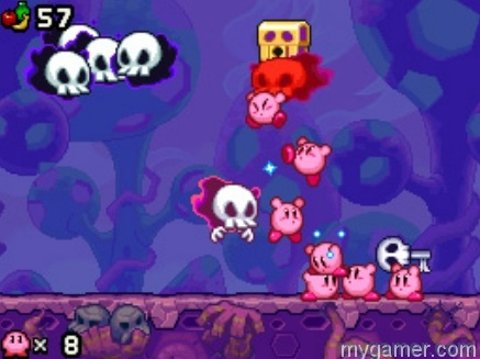 Kirby Mass Attack DS (Wii U Virtual Console) Review Kirby Mass Attack DS (Wii U Virtual Console) Review Kirby Mass Attack bonus