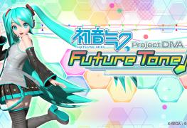 Hatsune Miku: Project DIVA Future Tone Now Available Hatsune Miku: Project DIVA Future Tone Now Available Mike Diva Future Tone 263x180