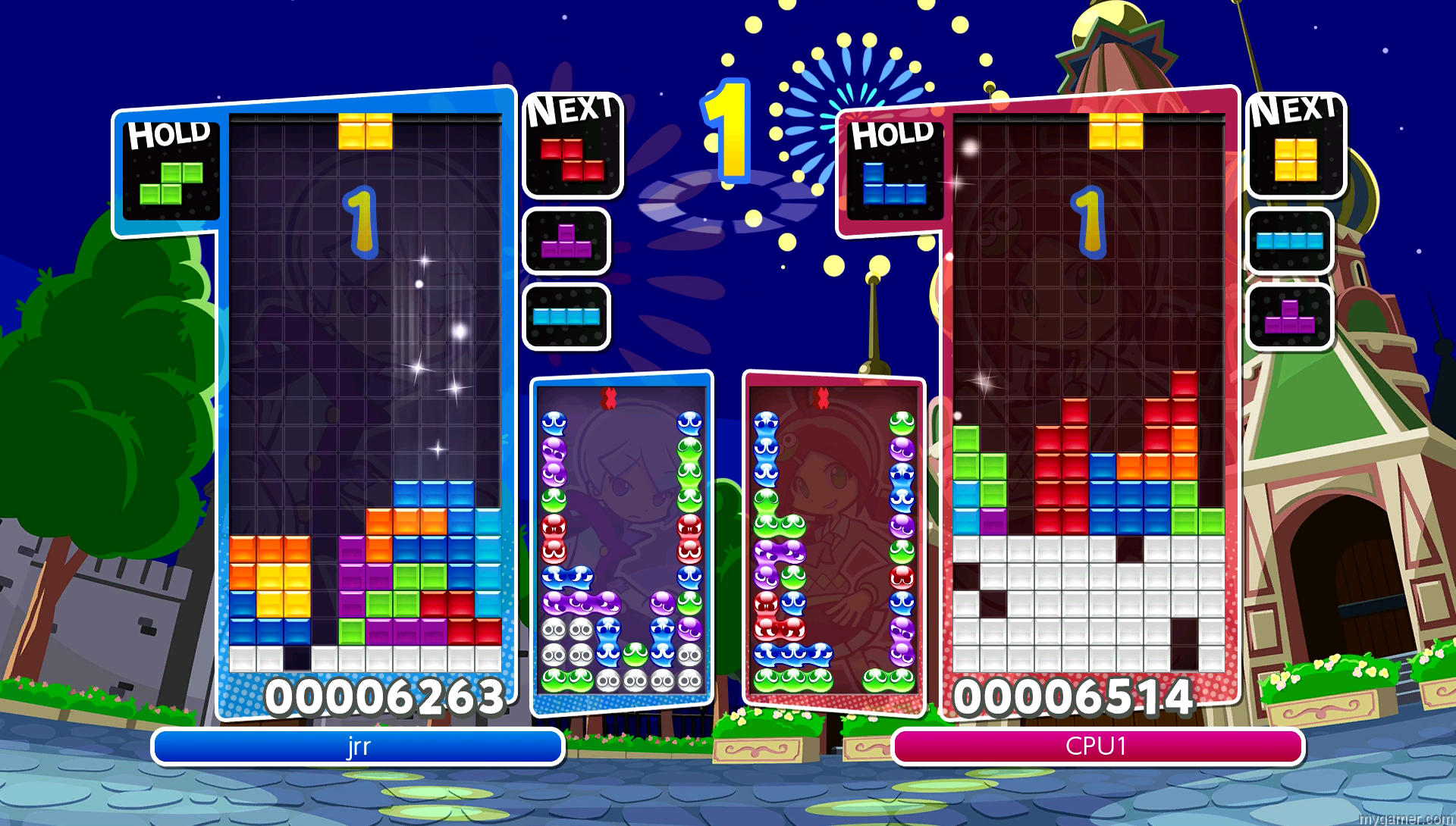 Puyo Puyo Tetris Coming to Switch and PS4! Puyo Puyo Tetris Coming to Switch and PS4! Puyo Teto 5 1484094065