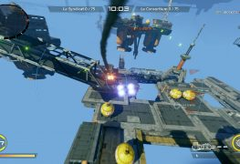 Strike Vector EX PS4 Review Strike Vector EX PS4 Review Strike Vector Gameplay 1 263x180