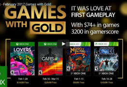 These are the Four Free Xbox Games for February 2017 These are the Four Free Xbox Games for February 2017 Xbox Games With Gold Feb 2017 263x180