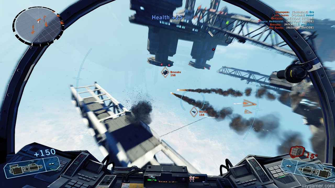 Strike Vector EX PS4 Review Strike Vector EX PS4 Review strike vector ex 41