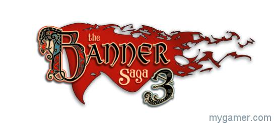 Banner Saga 3 Will Get Made Banner Saga 3 Will Get Made with Playable Dredge Banner Saga 2 logo
