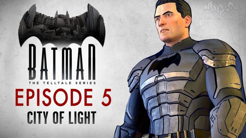 Batman: The Telltale Series - Episode 5 - City of Light Review Batman: The Telltale Series – Episode 5 – City of Light Review Batman Ep 5 Telltale banner 790x444
