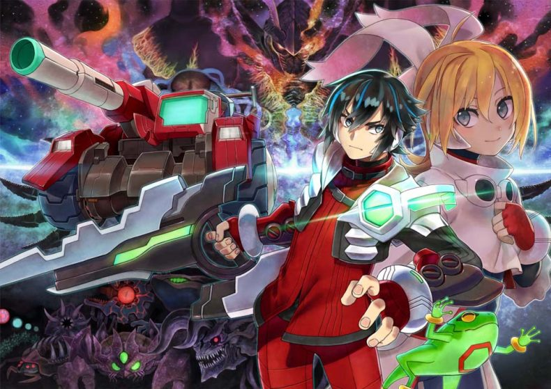 Here Are the Trailers for both the Switch and 3DS Versions of Blaster Master Zero Here Are the Trailers for both the Switch and 3DS Versions of Blaster Master Zero Blaster Master Zero banner 790x559