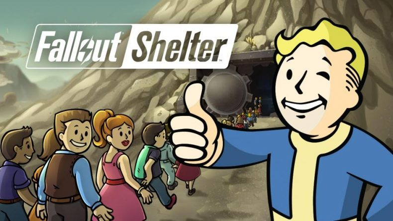 Fallout Shelter Now on Xbox One for Free Fallout Shelter Now on Xbox One for Free Fallout Shelter banner 790x444
