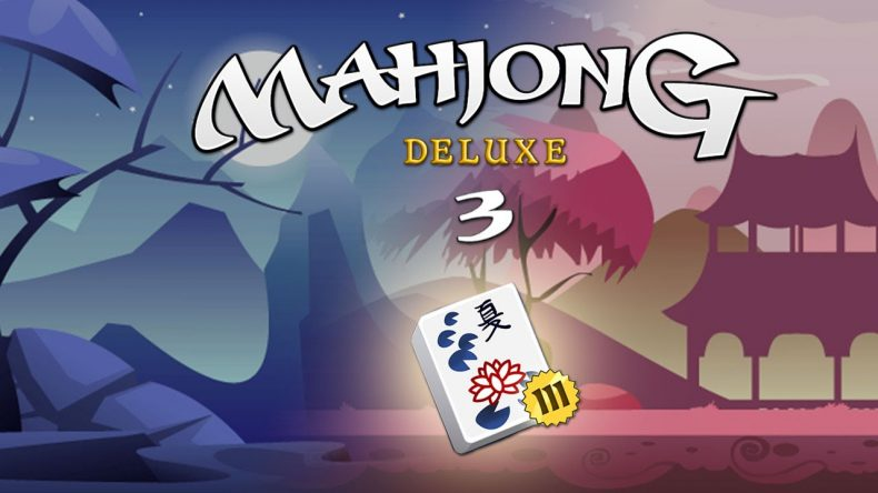 Mahjong Deluxe 3 on PS4 Has Both 2D and 3D Puzzles Mahjong Deluxe 3 on PS4 Has Both 2D and 3D Puzzles Mahjong Deluxe 3  790x444