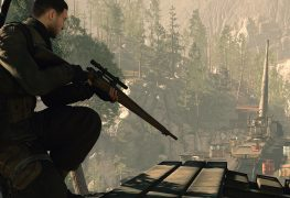 Sniper Elite 4 gameplay preview