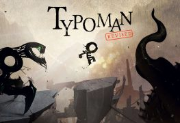 Typoman Revised Xbox One Review Typoman Revised Xbox One Review with Stream Typoman Revised banner 263x180