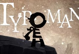 Typoman Coming to Xbox One Typoman Coming to Xbox One Typoman banner 263x180