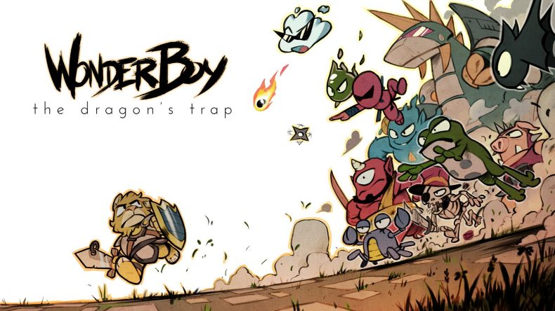 Wonder Boy: The Dragon's Trap Remake Will Support Saves from 1989 And Featured Modern and 8-Bit Mode Wonder Boy: The Dragon's Trap Remake Will Support Saves from 1989 And Feature Modern and 8-Bit Mode Wonderboy 3 Dragon Trap 790x444