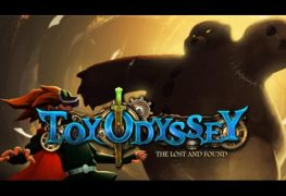 Toy Odyssey: The Lost and Found Xbox One Review Toy Odyssey: The Lost and Found Xbox One Review toy odyssey the lost and found logo 263x180