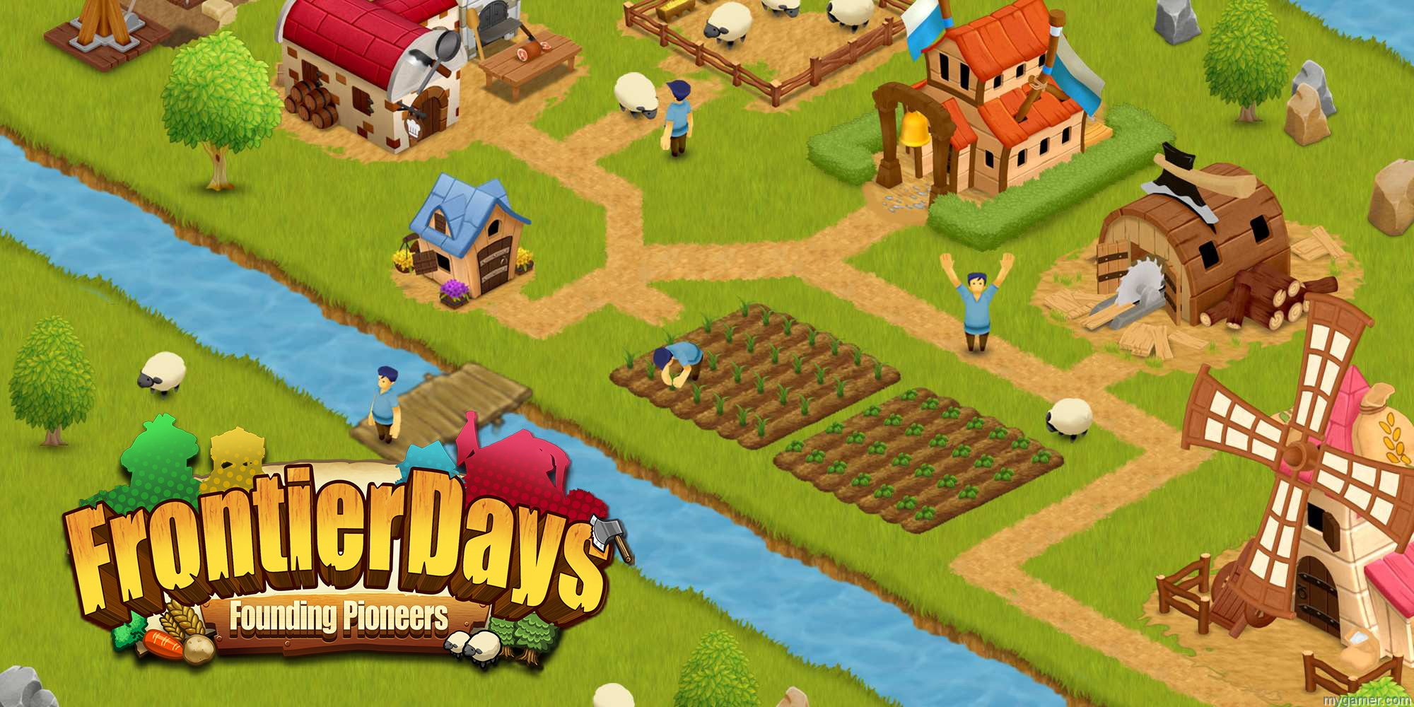 New Frontier Days – Founding Pioneers 3DS eShop Review New Frontier Days – Founding Pioneers 3DS eShop Review Frontier Days farm