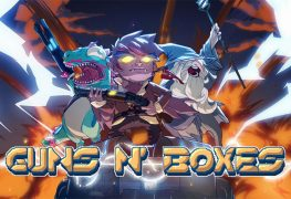 Guns N' Boxes PC Review Guns N' Boxes PC Review with Stream Guns and Box banners 263x180